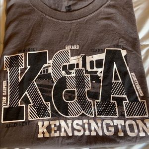 K&A kensington tshirt